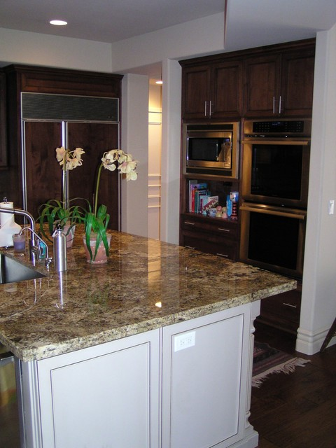 Standard Residence traditional-kitchen