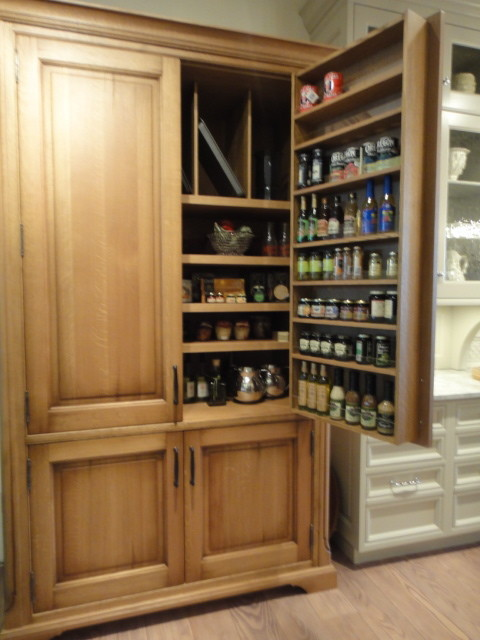 Stanford Armoire traditional-kitchen