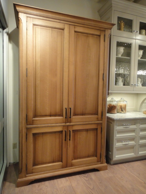 Where can you buy this is it a freestanding pantry - Kitchen pantry cabinets freestanding ...