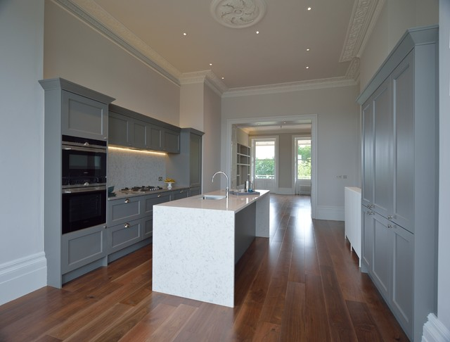 Stanford Collection Bristol Traditional Kitchen South East By Stanford Design