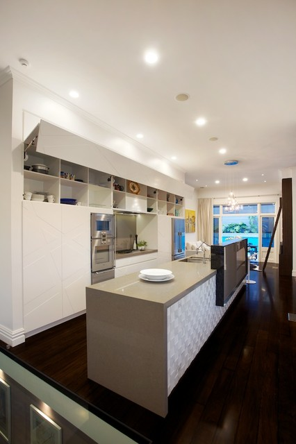 Starburst Kitchen Modern Kitchen Auckland By Du Bois Design Ltd
