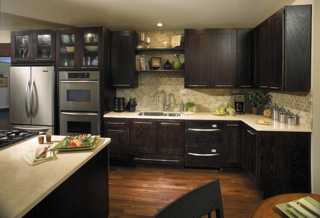 Starmark cabinetry kitchen remodel in historic district for Kustom kitchen designs