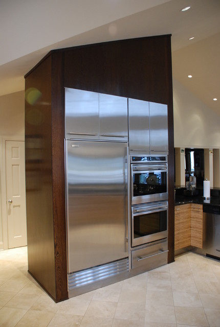 Startmount contemporary kitchen