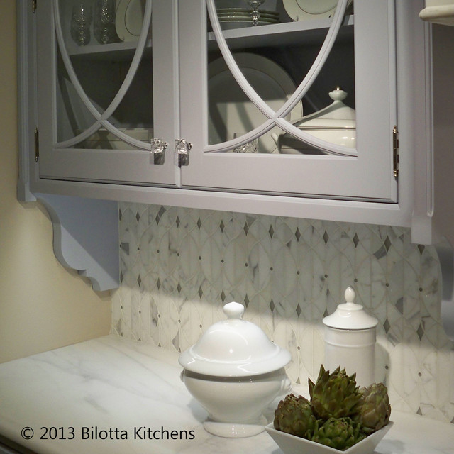 Stately Elegance – Kitchen & Butler's Pantry traditional-kitchen