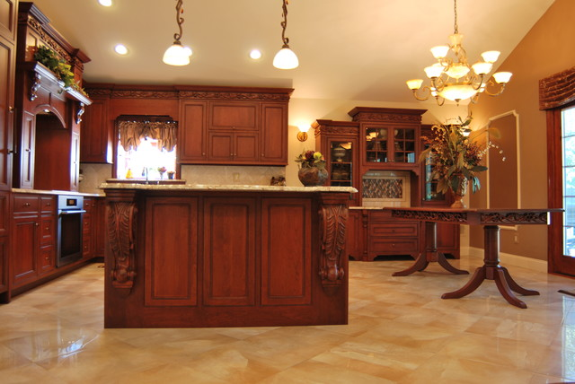 Staten island raised ranch kitchen traditional kitchen for Bathroom remodel staten island