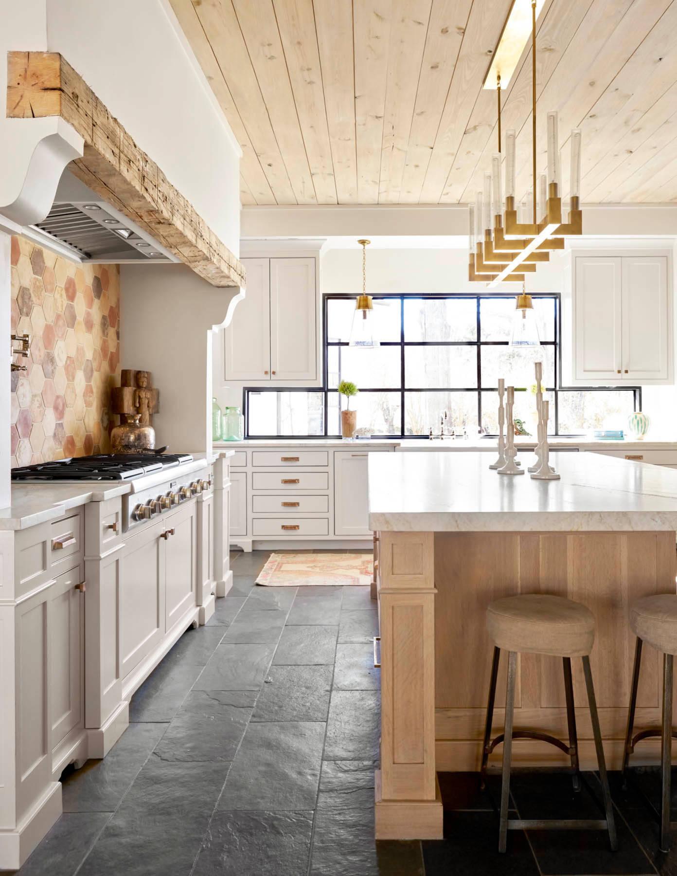 75 Beautiful Slate Floor Kitchen Pictures Ideas January 2021 Houzz