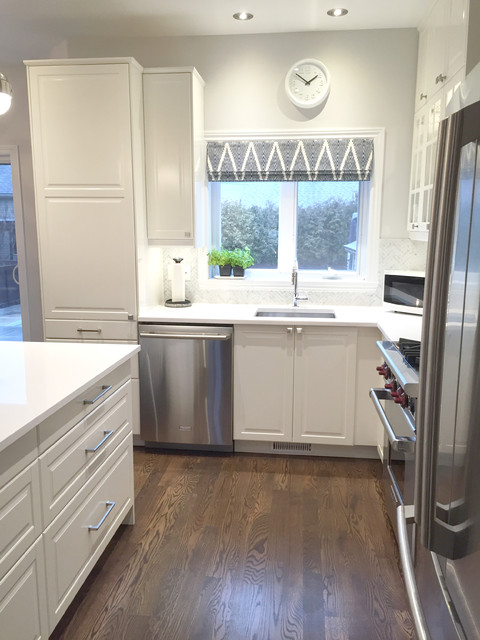 Kitchen Cabinet Painters Montreal