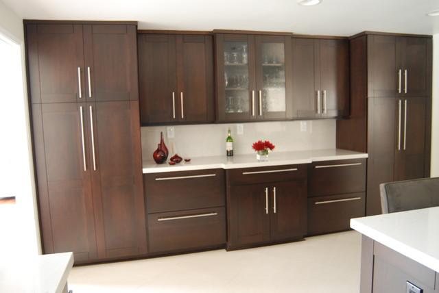 Steve S. Whitt contemporary-kitchen