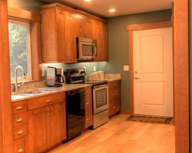 Stevens Olympia Wa Transitional Seattle By Cabinets By Trivonna