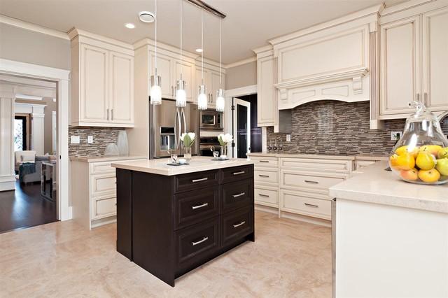Steveston contemporary-kitchen