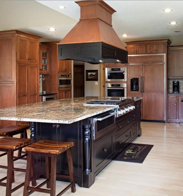 Stillwater Kitchen traditional-kitchen