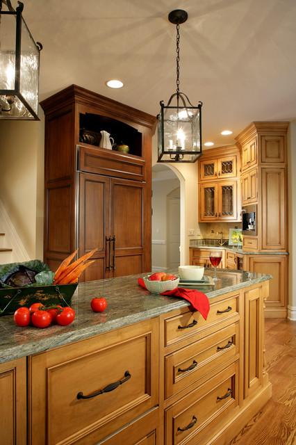Stine Kitchen traditional-kitchen