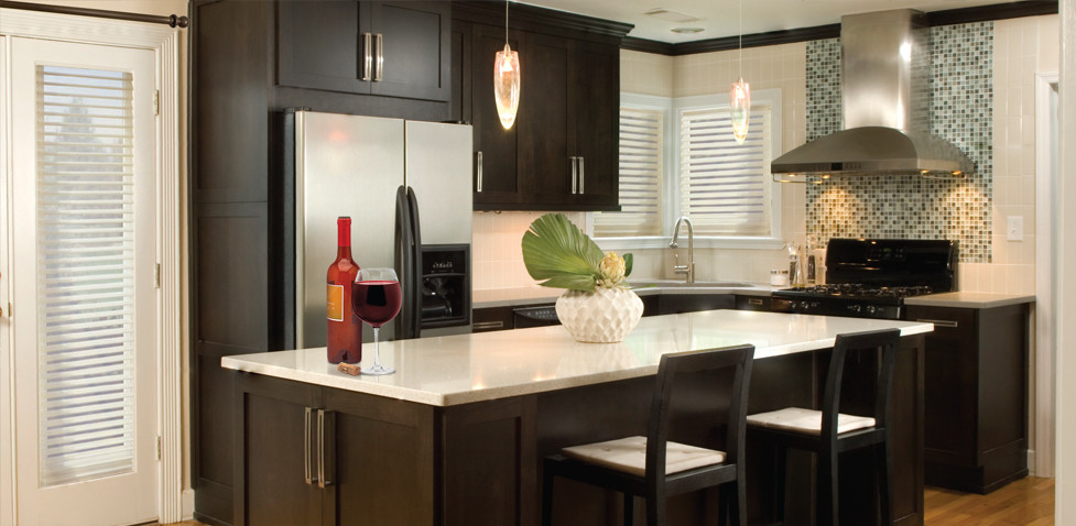 STOCK CABINETS WE CARRY - Modern - Kitchen - New York - by ...