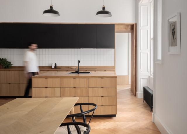 stockbridge  scandinavian  kitchen  edinburgh zac