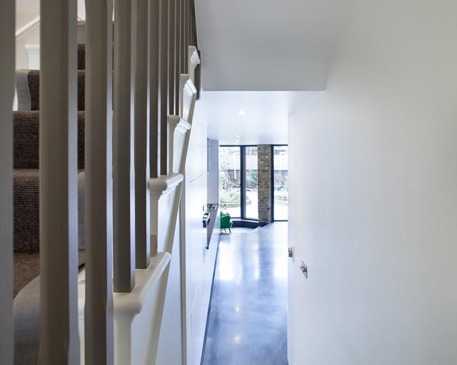 Stoke Newington House modern-kueche