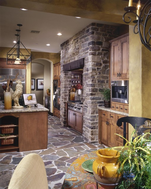 Brick Accent Wall Kn Kitchen: Stone Accent Wall Kitchen