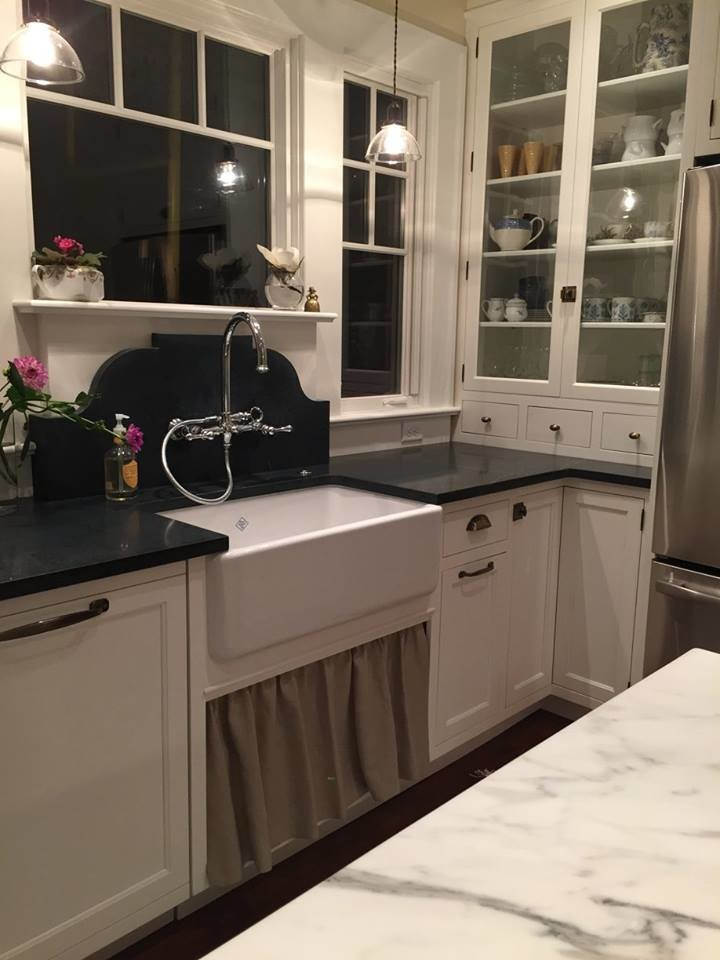 Stone and Tile in Chattanooga - Farmhouse - Kitchen ...