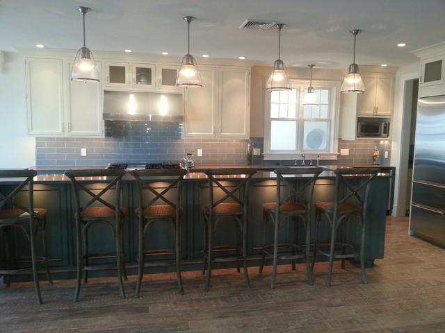 STONE BEACH HOUSE transitional-kitchen