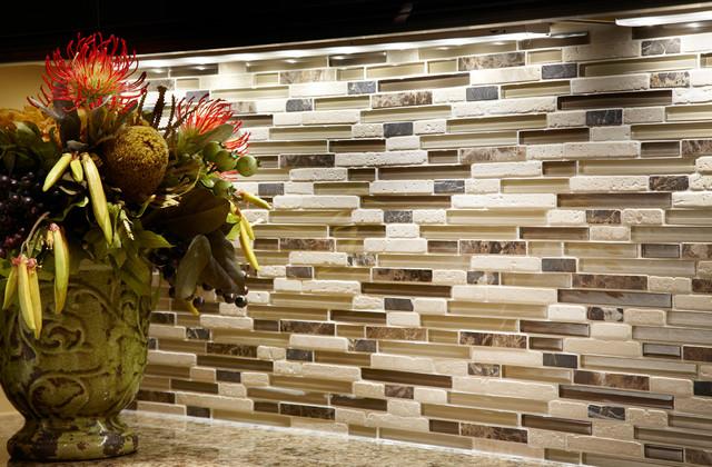 Stone Briar Kitchen Backsplash kitchen