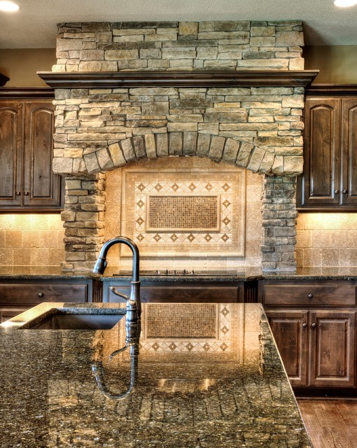 Stone Canyon subdivision in Blue Springs, MO - Traditional ...