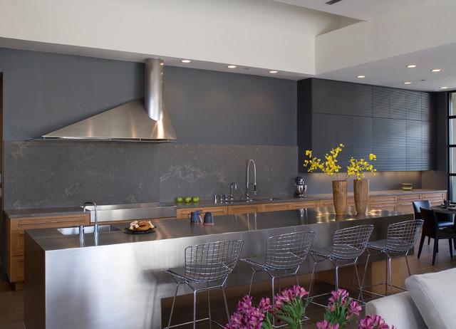 Stone Canyon Timeless contemporary-kitchen