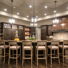 Stone Cliff Entry to 2014 Parade of Homes