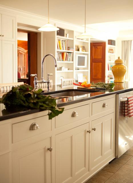 Stone Gables Kitchen traditional-kitchen