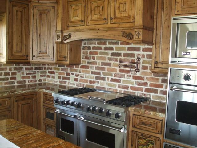 Stone Masonry Kitchen Salt Lake City By
