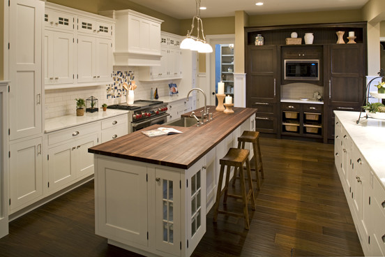 Stonebreaker Builders and Remodelers traditional-kitchen