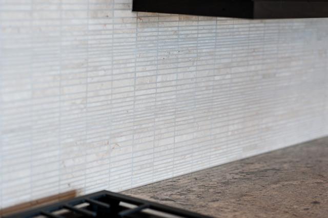 Kitchen - contemporary kitchen idea in Other