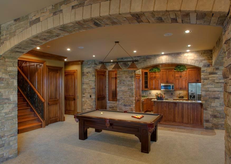 Stonecrest Manor Morristown Tn Rustic Kitchen Other By Stephen Davis Home Designs Llc