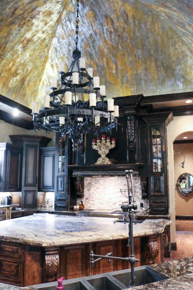 Stonemill - Rustic - Kitchen - Oklahoma City - by ...