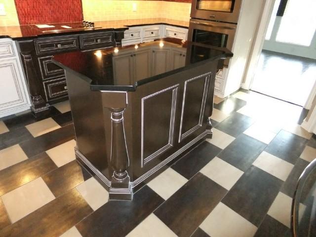Stoneridge Project traditional-kitchen