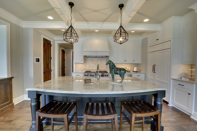 STONEWOOD LLC Minnetrista contemporary-kitchen