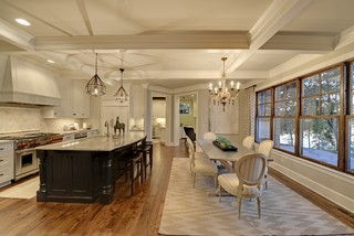 stonewood llc minnetrista  contemporary  kitchen