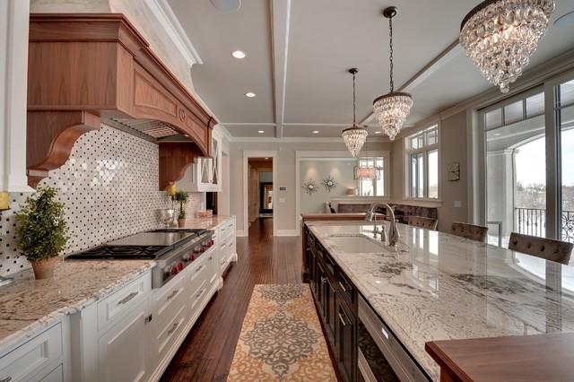 STONEWOOD, LLC - Private Residence - Orono, Minnesota traditional-kitchen