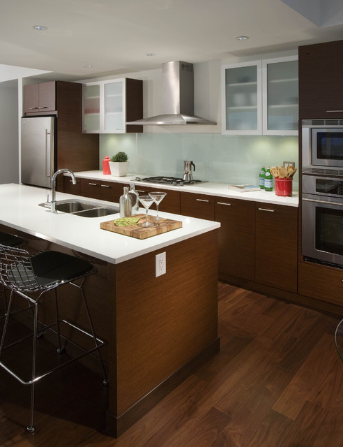 Stoney Creek Portfolio Modern Kitchen Vancouver By Stoney Creek Cabinet Company
