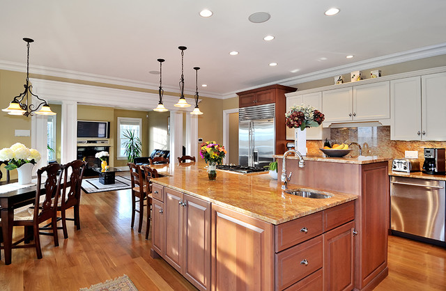 Stonington Home Project Traditional Kitchen Bridgeport By Mystic Rive