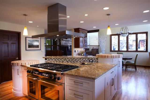 Stony Hill Kitchen Remodel contemporary-kitchen