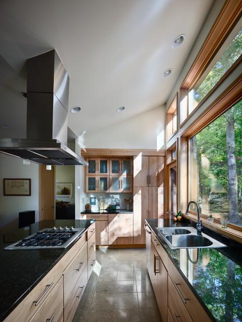 Stony Point contemporary-kitchen