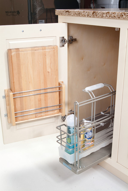Storage and Organization Solutions - Traditional - Kitchen - other metro - by Greenfield Cabinetry