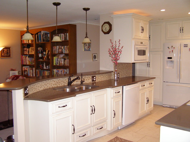 Storage Galore Sarasota Traditional Kitchen Tampa By Gilbert Design Build