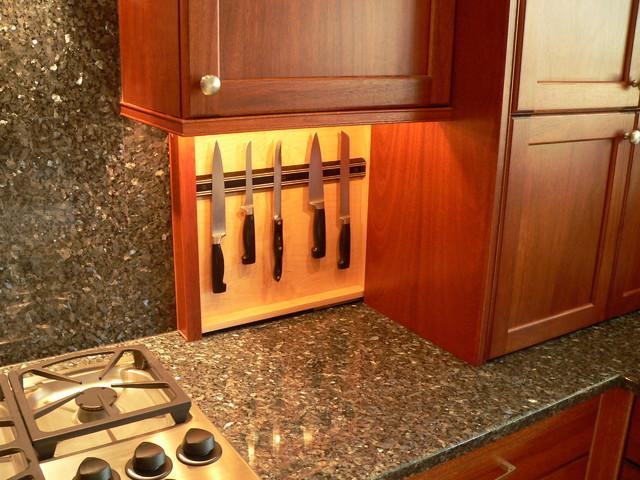 Storage Ideas traditional-kitchen