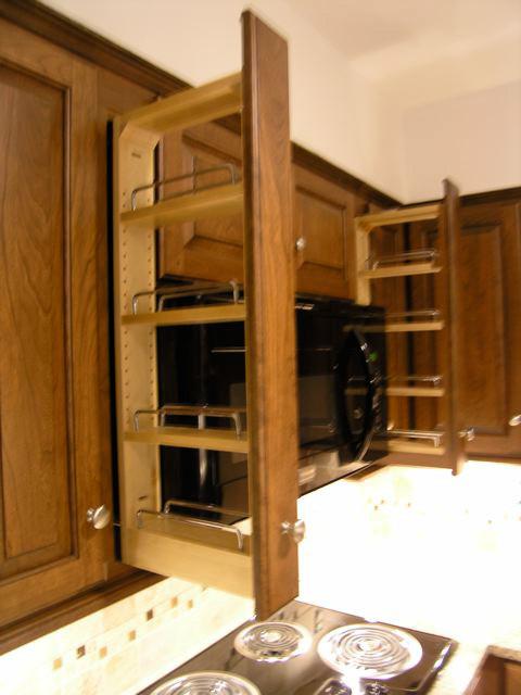 Storage Solutions Gallery Traditional Kitchen Kansas