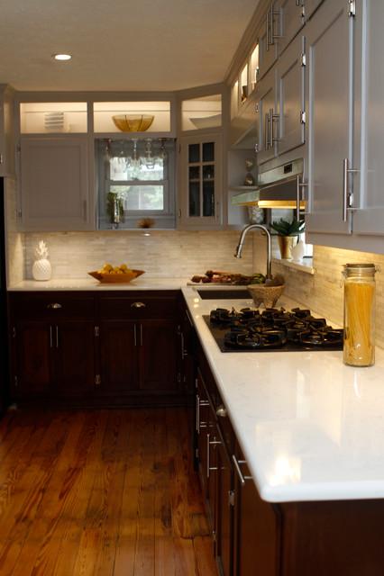 Storms transitional kitchen atlanta by sherman for Colorado kitchen designs llc