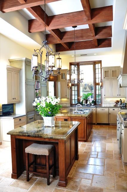 Storybook Kitchen Traditional Kitchen San Diego By