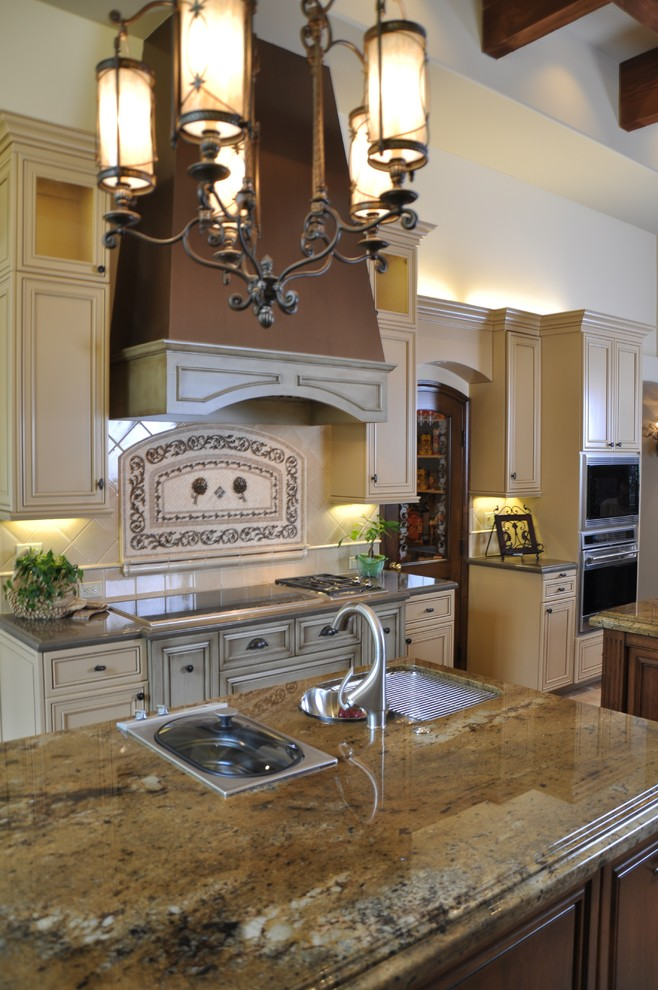 Storybook Kitchen - Traditional - Kitchen - San Diego - by ...