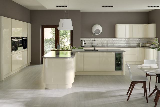 Strada Ivory Handless Gloss From Kitchen Stori
