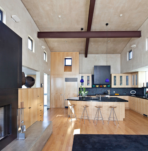 Strathmoor House Modern Kitchen San Francisco By