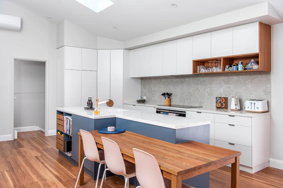 Strathnairn, Fraser Project - Contemporary - Kitchen ...